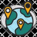 World Global Data Icon