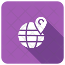 Map Location World Icon