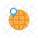Global Location Place Icon