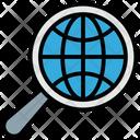 Global Location Location Gps Icon