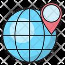 Map Location World Icon