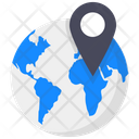Global Location Global Positioning System Gps Icon