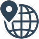 Seo International World Icon