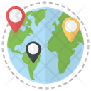 Locations Location Pointers Icon