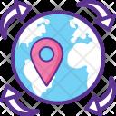 Global Logistics Icon