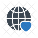 Global Love Icon