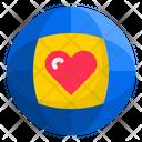 Global Love Icon