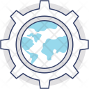 Global Processing Precedence Icon