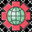 Setting Seo Cogwheel Icon