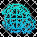 Global Setting Settings Icon