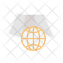 Global Map World Icon
