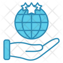 Global Marketing Seo Icon