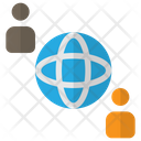 Global Meeting Icon