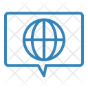 Global Message Icon