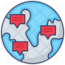 Network Communications Message Icon