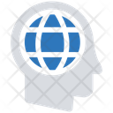 Global Mind Icon