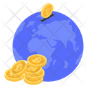 Global Money Icon
