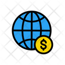 Global Dollar Online Icon