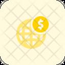 Global Money Icon