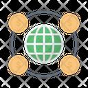 Global Market Stock Icon