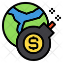 Global Bomb Currency Icon