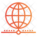 Global Network Global Connection Connection Icon