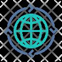Networking International Global Icon