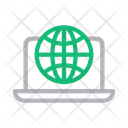 Web Global Internet Icon