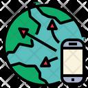 Network Worldwide Comprehensive Icon