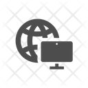 Connectivity Sync Internet Icon