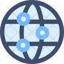 M Global Network Icon