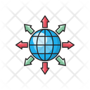 Global Sharing Browser Icon