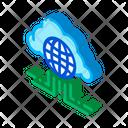 Cloud Internet Network Icon