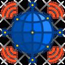 Global Network World Global Icon