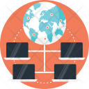 Global Network Protocol Icon