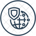 Seo Protection World Icon