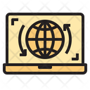Global Networking Global Networking Icon