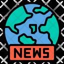 News Global International Icon