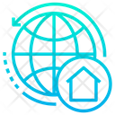 Global Office Icon