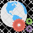 Global Optimization Web Icon