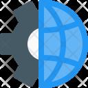 Optimization Global Setting Icon