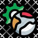 Web Development Internet Icon
