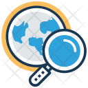 Global Search Find Icon