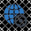 Global Setting World Icon