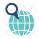 Global Optimization Search Icon