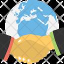 Global Partnership Icon