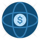 Global Payment Online Payment Transaction Icon