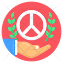 World Peace Global Peace Worldwide Peace Icon