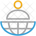 Global Person User Icon