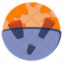 Ecology Climate Environment Icon